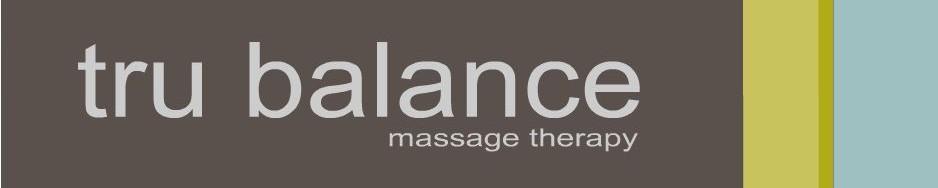 tru balance massage therapy