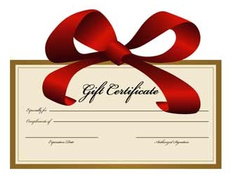 Massage Therapy Gift Card